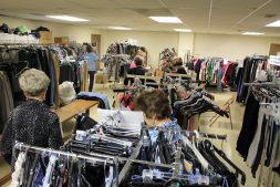"Dunbar First Baptist Church's spring ""Clothes Closet"" set for April 14th"